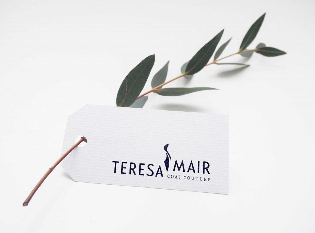 Teresa Mair Logo Relaunch